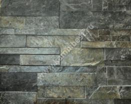 Плитка интерьерная полоска «Малахит»
