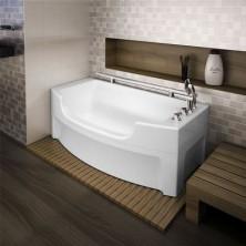 Акриловая ванна Radomir Чарли 120х69