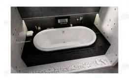 Встраиваемая акриловая ванна Riho Seth 180х86 (комплект)