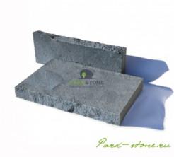 Каменные ступени синие