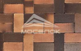 Тротуарная клинкерная брусчатка Muhr №08S Lachsrot spezial
