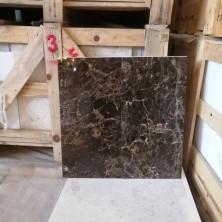Мраморная плитка Emperador Dark extra (Испания) 600*600*20 полированная