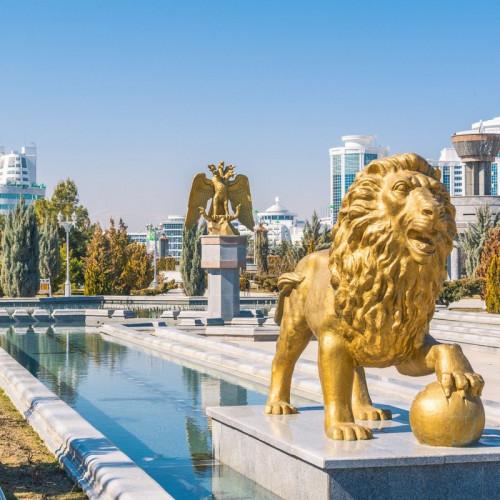 25 мая столице Туркменистана исполнится 140 лет