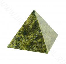 Пирамида - Змеевик (большая)