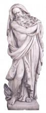 Скульптура «Зима»