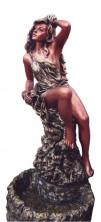 Фонтан «Девушка на скале»