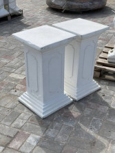 Тумба столб из бетона (60 см)