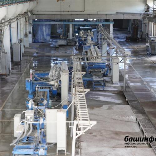 В Башкирии восстанавливают завод по переработке природного камня