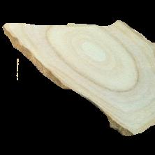 Песчаник янтарный рваный