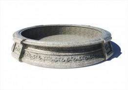 """Борта для классической чаши фонтана """"Сатурн"""" Ø=1800 мм, 4 шт"""