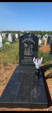 Памятник на могилу мусульманский 110/60/6
