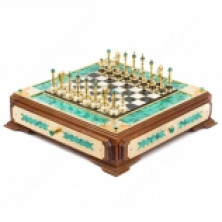 Шахматный Дворец Из Малахита