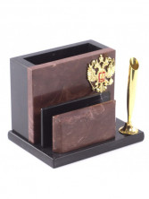 Подарок из камня / Канцелярский набор
