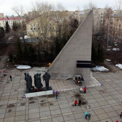 Архангелогородцы остались без площади Мира