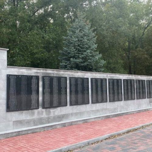 В селе Донское (Ставропольский край) построили мемориал