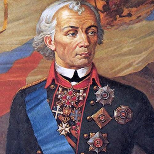 Открыт конкурс на лучший эскиз памятника полководцу Александру Суворову